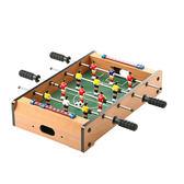 (百貨週年慶)大號四杆桌上足球機兒童玩具對戰足球台男童運動桌式親子家用遊戲XW