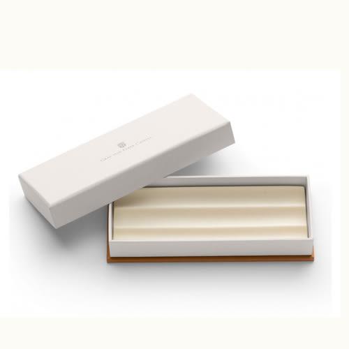德國 Graf von Faber-Castell 經典原創條紋 TAMITIO 鋼筆(TAUPE 灰咖啡色款)*14 15 30