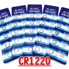 【JIS】I036 CR1220 3V 5顆裝 大鈕扣 水銀 電池 手錶電池 遙控器電池 主機板電池
