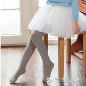兒童連褲襪夏春季加絨加厚女童打底褲外穿女孩中厚白色襪子 雙十二全館免運