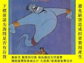 二手書博民逛書店英文原版罕見Aladdin by A.L. Singer 著Y1