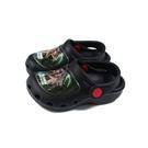 POWER DINOSAUR 涼鞋 花園鞋 黑色 中童 童鞋 A203904-900 no066
