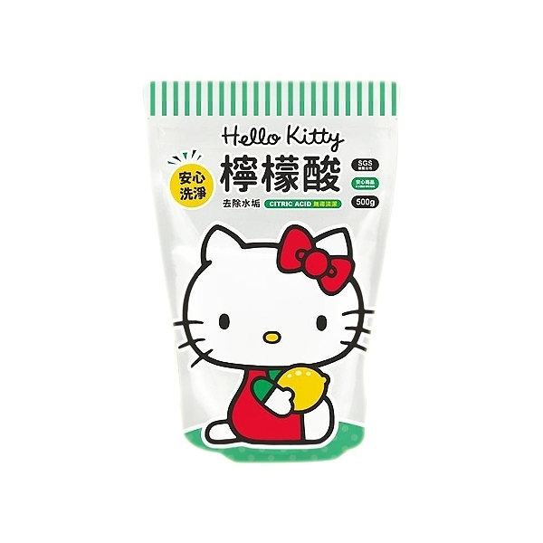 Hello Kitty 檸檬酸(500g) 【小三美日】 三麗鷗授權