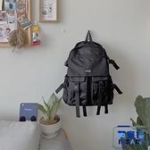大容量電腦旅行包韓版書包男女後背包【英賽德3C數碼館】