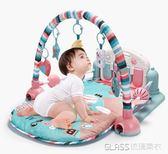 嬰兒玩具腳踏鋼琴健身架新生兒男女孩寶寶0-1歲0-3-6-12個月益智igo    琉璃美衣