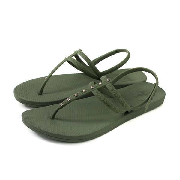 reef 夾腳涼鞋 女鞋 軍綠色 RF0A3OLHFOR no334