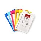 UHOO 塑膠直式證件套/派司套/識別套 6612# (不含掛繩)