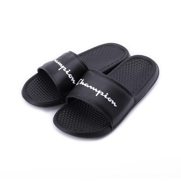 CHAMPION CHAMPION NO.1套式拖鞋 黑 73-3250211 男鞋 鞋全家福