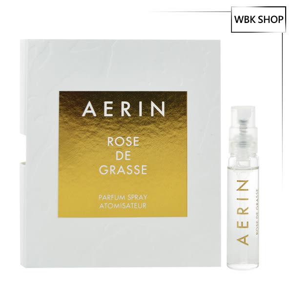 Aerin 格拉斯玫瑰女性淡香精 針管小香 2ml Rose de Grasse EDP - WBK SHOP