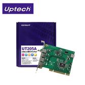 登昌恆 UT205A USB2.0擴充卡5-Port