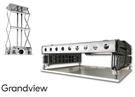 《名展影音》加拿大 Grandview GPSC-5015 X 支臂超薄電動升降架