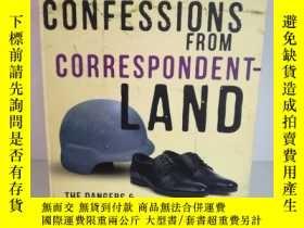 二手書博民逛書店Confessions罕見from Correspondent