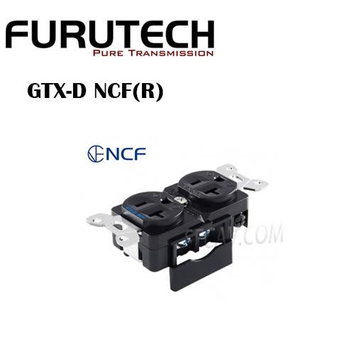 【竹北勝豐群音響】FURUTECH   GTX-D -NCF(R)   Hi-End 音響級電源壁插