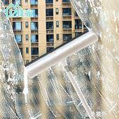 伸縮桿擦玻璃器雙面擦加長擦玻璃工具清潔器玻璃刮水器擦玻璃神器HM 金曼麗莎