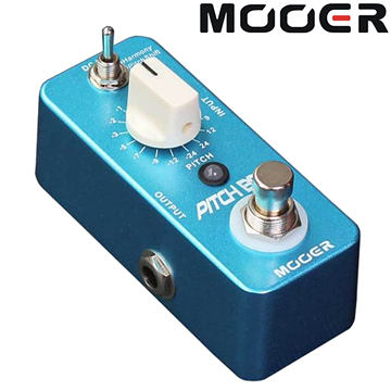 ★集樂城樂器★Mooer Pitch Box 移調效果器 Pitch(PS6)【Harmony/Pitch Shifting Pedal】MREG-PB
