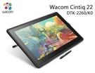 【Wacom】Cintiq 22 手寫液晶顯示器DTK-2260
