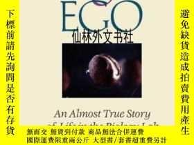 二手書博民逛書店【罕見】Egg & Ego: An Almost True St