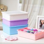 收納盒 - 塑料桌面DIY自由組合【韓衣舍】