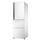 【CHIMEI奇美】385L三門智能省電變頻冰箱 UR-P38VC1