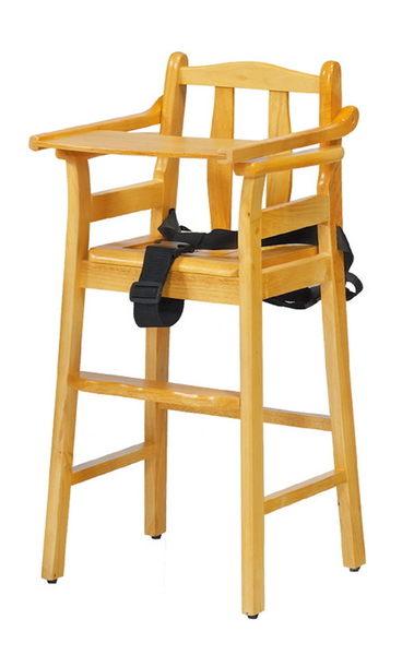 【 IS空間美學】寶寶椅(本色/板底)