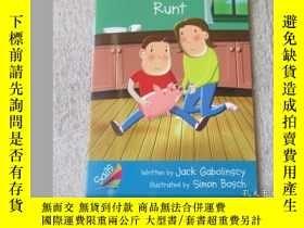 二手書博民逛書店Runt(Sails罕見Narrative)Y21478 Jac