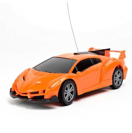 遙控車 遙控汽車可充電跑車兒童玩具車賽車電動男孩汽車耐撞【全館免運限時八折】