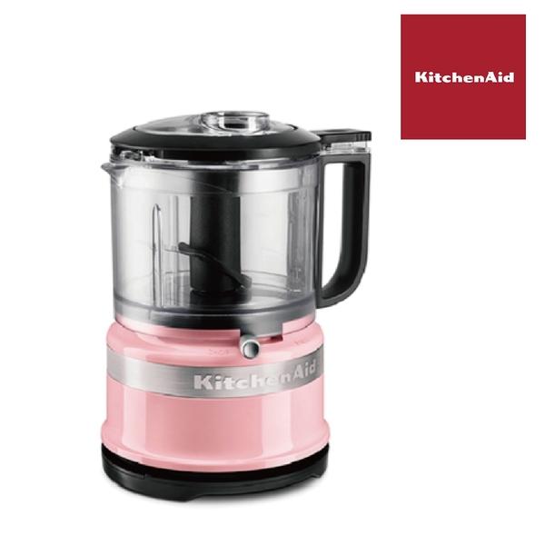 KitchenAid 3.5 cup 迷你食物調理機(升級版) 香檳粉 3KFC3516TGU