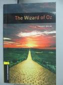 【書寶二手書T9/語言學習_KJK】The Wizard of Oz_L.Frank Baum