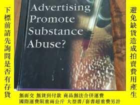 二手書博民逛書店Does罕見Advertising Promote Substa