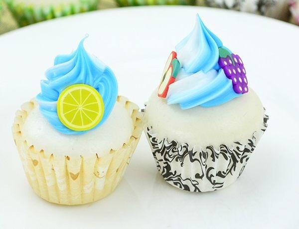 [協貿國際]仿真纸杯冰淇淋蛋糕模型(8個1組)