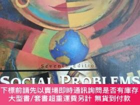 二手書博民逛書店英文原版:SocIAL罕見PROBLEMS and the Quality of LifeY367822 R