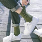 長襪 堆堆襪女薄款日系長襪子女秋冬中筒襪正韓潮韓國潮流高腰春秋 免運費