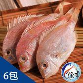 【漁季】小赤鯮魚三去*6包(500G±10%/包)