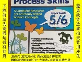 二手書博民逛書店Science罕見Process SkillsY12800 Te