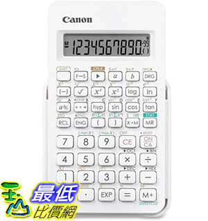 [9美國直購] Canon F-605 7 計算器 Segment LCD Scientific Calculator