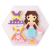 水霧神奇魔法珠幼兒園男女孩手工diy魔珠制作兒童益智拼豆豆玩具