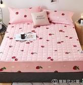 夾棉床笠單件加厚透氣床罩套席夢思保護套宿舍床墊套防塵罩全包 創時代3c館