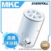 【水達人】愛惠浦科技EVERPOLL 微分子SPA沐浴器專用濾芯(MKC) (除氯沐浴器MK-809濾心)