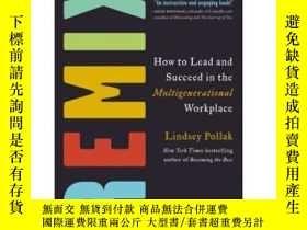 二手書博民逛書店混音罕見英文原版 The Remix: How to Lead and Succeed in the Multig