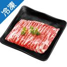 台灣黑豬特選梅花火鍋片500G/盒【愛買冷凍】