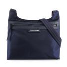 LONGCHAMP 1676 Le Pliage Neo尼龍斜背包(深藍色)480615-006