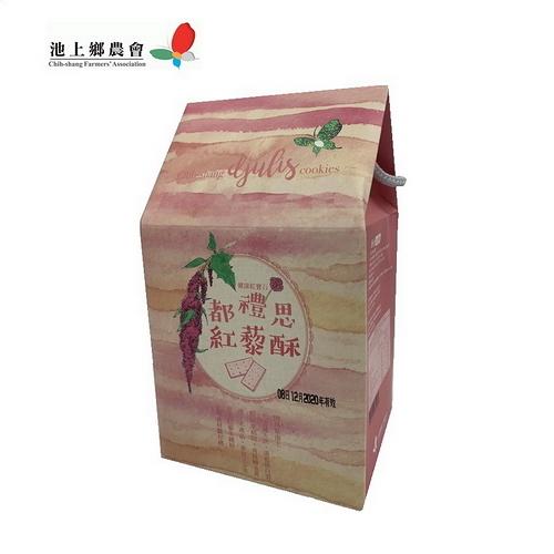 【池上鄉農會】池上紅藜酥288g/包