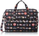 HAPI+TAS 摺疊小旅行袋 - 日本黑色壽司
