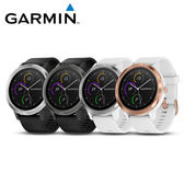 Garmin vivoactive 3 行動支付心率智慧手錶-俐落黑俐落黑