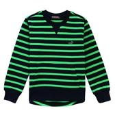 『小鱷魚童裝』條紋上衣(08號~18號)536406