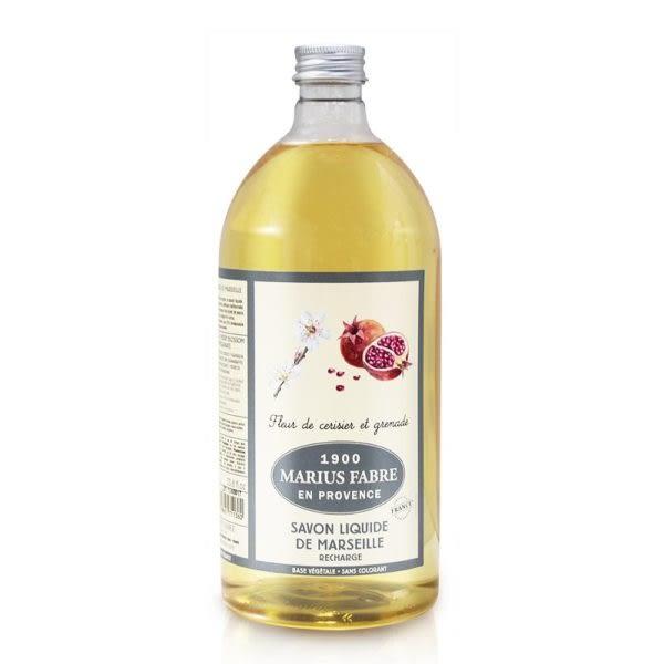 法鉑~天然草本櫻花與石榴液體皂1000ml/罐