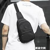 新款時尚潮流男包韓版單肩包戶外運動胸包斜背包休閒男士背包小包 創意新品