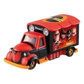 迪士尼小汽車 超人特攻隊2 電影宣傳車_ DS11414
