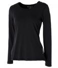荒野Wildland品牌 U領內刷毛時尚保暖上衣 (0A52661-54 黑色) 女