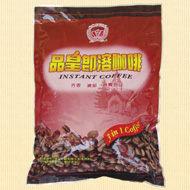 品皇即溶咖啡 三合一 新口味 商用包 1kg裝